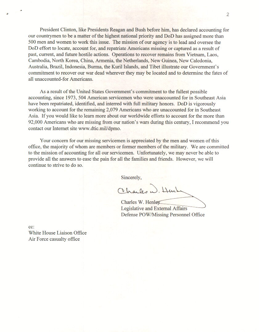 White House Responce Page 2
