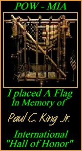 In Memory of Paul C. King, Jr.